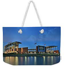 Mclane Stadium -- Baylor University Weekender Tote Bag