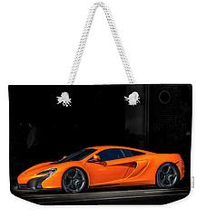 Mclaren 650 S  Weekender Tote Bag