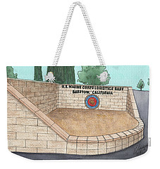 Mclb Barstow Welcome Weekender Tote Bag