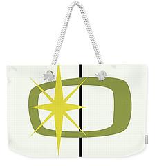 Mcm Shapes 1 Weekender Tote Bag