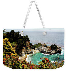 Mcway Falls 2 Weekender Tote Bag by Judy Vincent