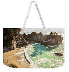 Mcway Falls, California Weekender Tote Bag