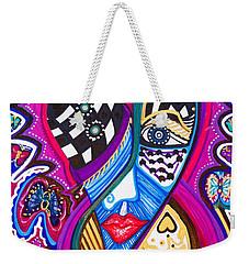 Me Looking For Love - Viii Weekender Tote Bag
