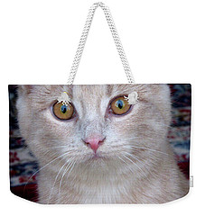 Me- No, It Was The Dog Weekender Tote Bag
