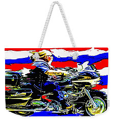 Mead In America Weekender Tote Bag