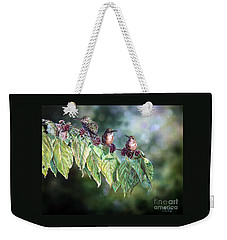 Meadow Weekender Tote Bag