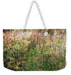 Meadow Weekender Tote Bag by Linde Townsend
