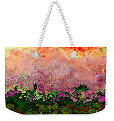 Meadow Morning Weekender Tote Bag