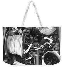 Mechanics Bane Weekender Tote Bag
