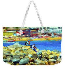 Medano Rocks Weekender Tote Bag