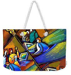 Medicare And Information Technology Weekender Tote Bag