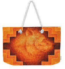 Medicine Bear Weekender Tote Bag