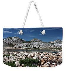 Medicine Bow Vista Weekender Tote Bag