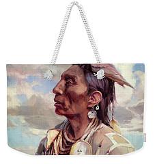 Medicine Crow Weekender Tote Bag