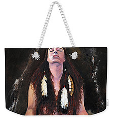 Medicine Woman Weekender Tote Bag