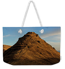Medieval Proshaberd Fortress On The Top Of The Hill, Armenia Weekender Tote Bag by Gurgen Bakhshetsyan