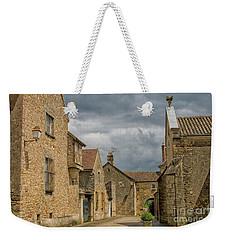 Medieval Village In France Weekender Tote Bag