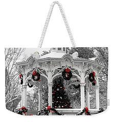 Medina Gazebo Weekender Tote Bag by Ann Bridges