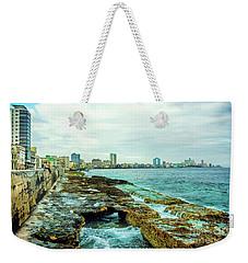 Meditaciones Habaneras Weekender Tote Bag