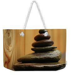 Meditation Stones Weekender Tote Bag