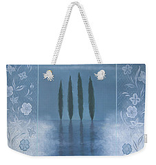 Meditation Weekender Tote Bag by Tone Aanderaa