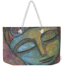 Meditative Awareness Weekender Tote Bag