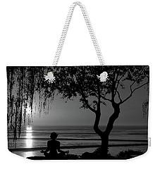 Meditative State Weekender Tote Bag