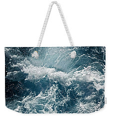 Mediterranean Sea Art 53 Weekender Tote Bag