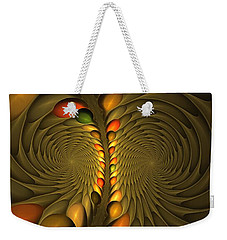 Meditirina Seed Pod Weekender Tote Bag