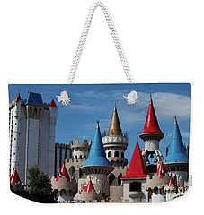 Medival Castle Weekender Tote Bag by Ivete Basso Photography
