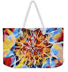 Medow Dandelion Weekender Tote Bag