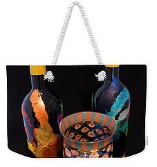 Meeker Merlot Merriment Weekender Tote Bag