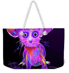 Meep Weekender Tote Bag