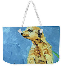 Meerly Curious Weekender Tote Bag