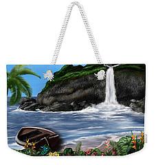 Meet Me At The Beach Weekender Tote Bag