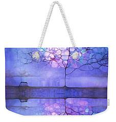 Meet Me At Twilight Weekender Tote Bag