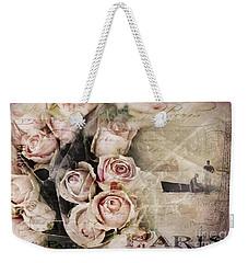 Meet Me There ... Weekender Tote Bag