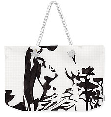 Megan - Sunlight Weekender Tote Bag