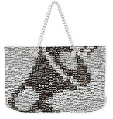 Megaphone  Weekender Tote Bag