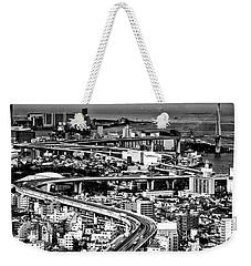 Megapolis Weekender Tote Bag