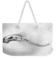 Megic Fish 2 Weekender Tote Bag
