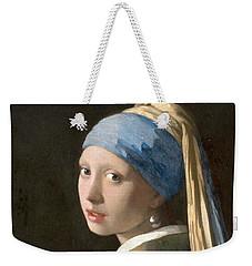Meisje Met De Parel Weekender Tote Bag