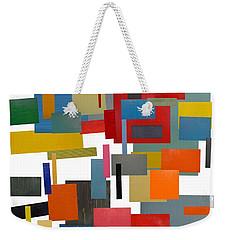 Melange 1.0 Weekender Tote Bag