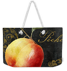 Melange Peach Peche Weekender Tote Bag