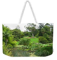 Melbourne Botanical Gardens Weekender Tote Bag
