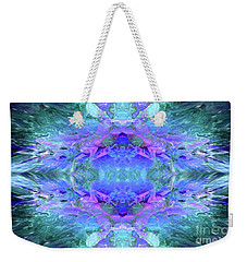 Mellifluous Mermaids Weekender Tote Bag by Tlynn Brentnall