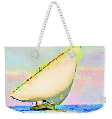 Mellow Dawn Weekender Tote Bag