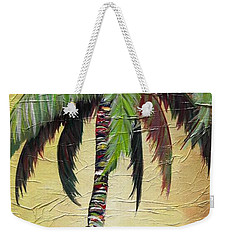 Mellow Palm I Weekender Tote Bag