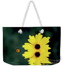 Mellow Yellow Weekender Tote Bag