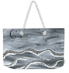 Melody Weekender Tote Bag by Kenneth Clarke